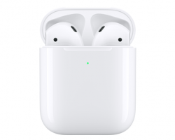 AirPods Gen-2 with Wireless Charging Case