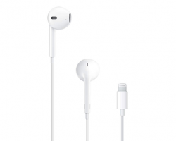 Apple Earpod with lightning connector