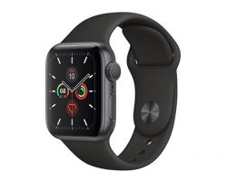 iWatch S5 GPS 40mm Space