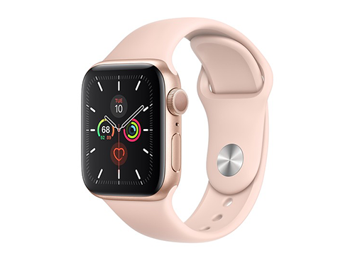 iWatch S5 GPS 40mm Gold